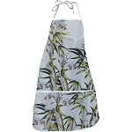 948-3571 White Pacific Legend Aloha Apron