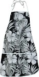 948-3589 Black Pacific Legend Aloha Apron