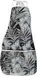 948-3589 White Pacific Legend Aloha Apron