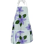 948-3591 Purple Pacific Legend Aloha Apron