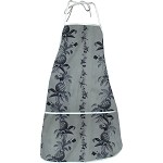 948-3616 White Pacific Legend Aloha Apron