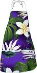 948-3688 Purple Pacific Legend Aloha Apron
