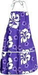 948-3731 Purple Pacific Legend Aloha Apron